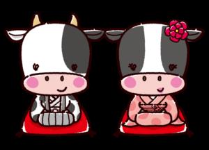 illustkun-04952-kimono-cow